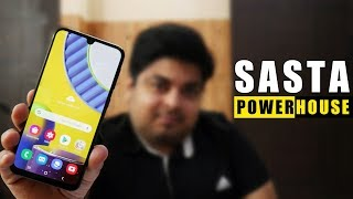 Samsung Galaxy M31 Quick Review | SASTA PowerHouse - 14,999 KI TABAHI
