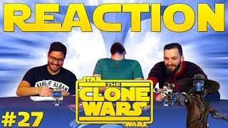 "Star Wars: The Clone Wars #27 REACTION!! ""Cargo of Doom"""