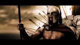 Leonidas and Xerxes
