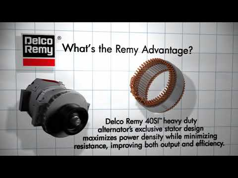 Alternator Efficiency = Fuel Economy | Fuel Savings with BorgWarner Delco Remy Genuine Products