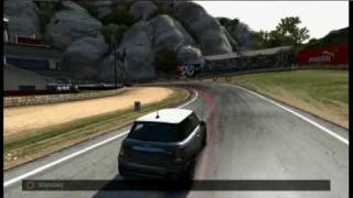 Forza Motorsport 3 - In-game rewind feature demo