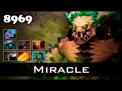 Miracle Underlord - 8969 MMR Ranked Dota 2