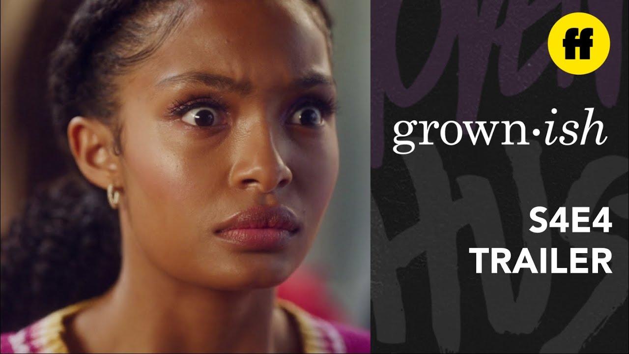 Download grown-ish | Season 4, Episode 4 Trailer | A Parent's Love