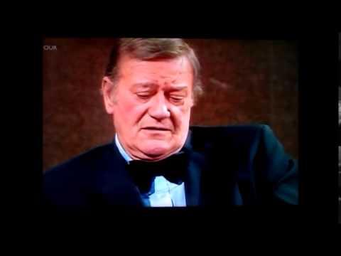 John Wayne On Hollywood Communists