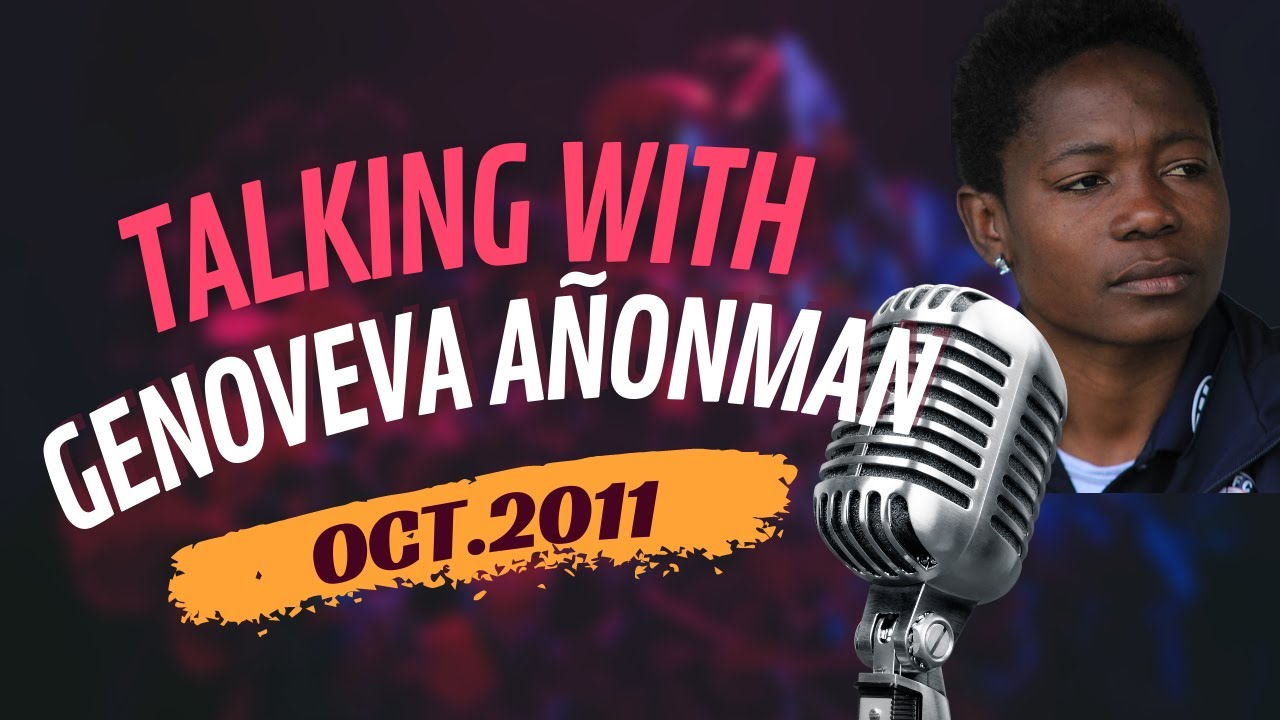 Download Talking with Genoveva Anonma