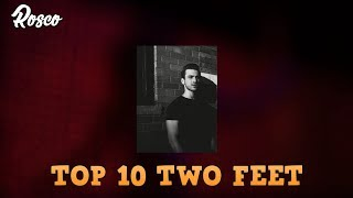 TOP 10 DROPS TWO FEET