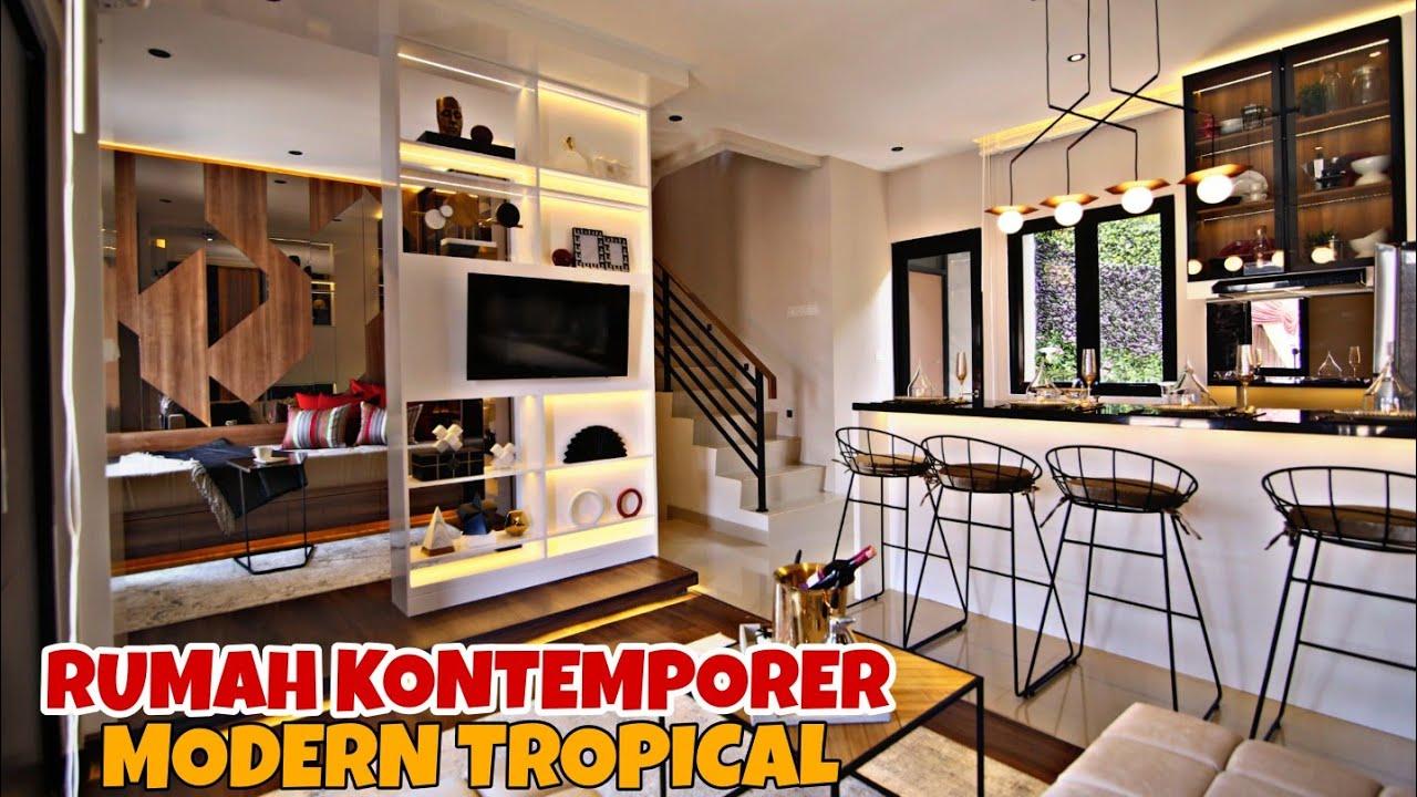 IDE INSPIRATIF rumah minimalis di lahan 7x20 meter || Suvarna Padi
