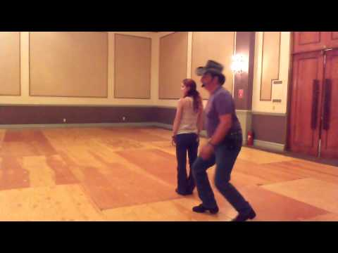 Beat Of The Music Partner Dance choreographed by Lyndy