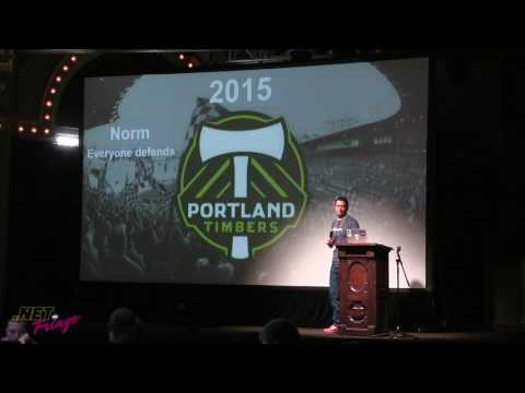 Scott McAllister - Lightning Talk - .NET Fringe 2017