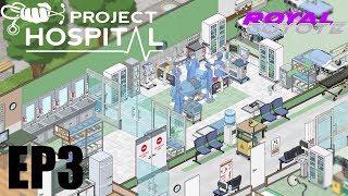 Project Hospital - St Michael Hospital - EP3 - Walkthrough - Gameplay - Tutorial
