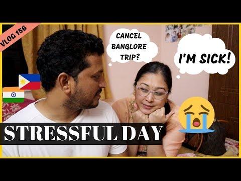 PACKING FOR  BANGALORE TRIP II Filipino Indian Family Vlog # 156