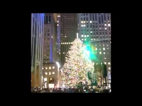 Rockefeller Center Christmas Tree Lighting Ceremony 2015 ...