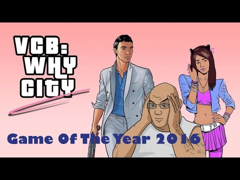 Steam Indie Games Review - VCB Why City - Indie Game Of The Year