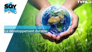 SQY Mag – Dossier : Le développement durable