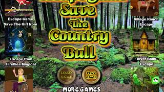 Wow Escape  Game Save The Country Bull Video Walkthrough