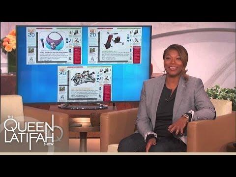Daily Beats: Female Superheroes | The Queen Latifah Show