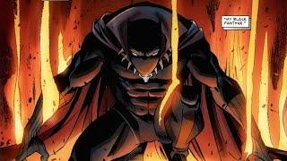 Black Panther Tribute [Warrior Inside]