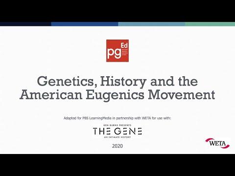 Genetics, History, and the American Eugenics Movement