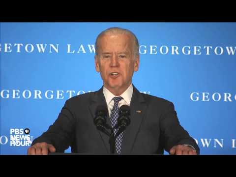 Biden discusses Supreme Court vacancy, dismisses 'Biden rule'