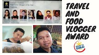 BUHAY SA DUBAI - Travel and Food Vlogger Award Nomination and Gerry's Grill Restaurant New location