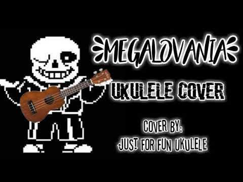 Megalovania Ukulele Cover | Just For Fun Ukulele