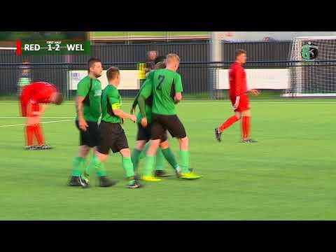 West Kent Challenge Shield FINAL - Red Velvet 2-4 Welling Town