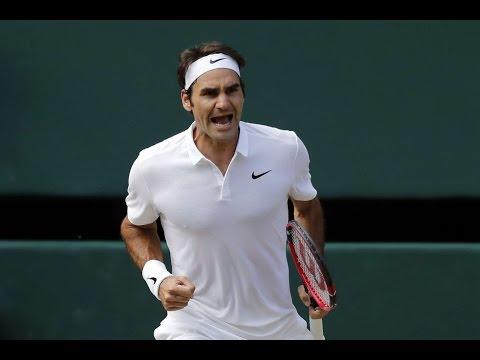 Roger Federer · Wimbledon 2016 Tribute · Comeback (HD)
