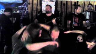 O'Hamsters - Песенка бармена (Irish Party в Орешке 03.12.2011 Донецк) [6]