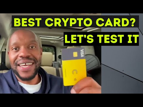 Best Crypto Card   Does The Crypterium Card Have What It Takes?