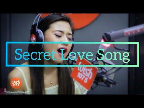 Secret Love Song - Morissette ( lirik lagu + terjemahan )