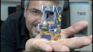 Este es el Arcade mas pequeño del mundo y FUNCIONA