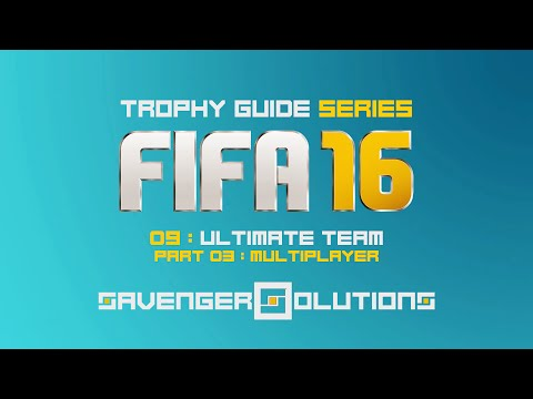 Ultimate Team Multiplayer Trophies - FIFA 16 Trophy Guide - 09