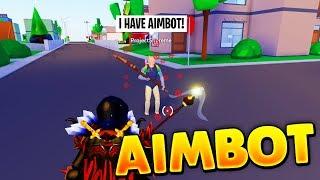 Ich denke, ProjectSupreme & Joehe haben Aimbot In Strucid... (Roblox)