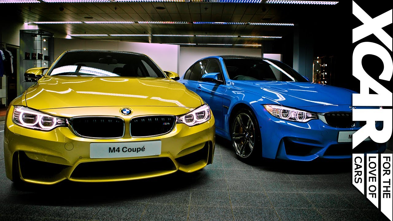2015 Bmw M3 And M4 Specs And Engine Noise Xcar Youtube