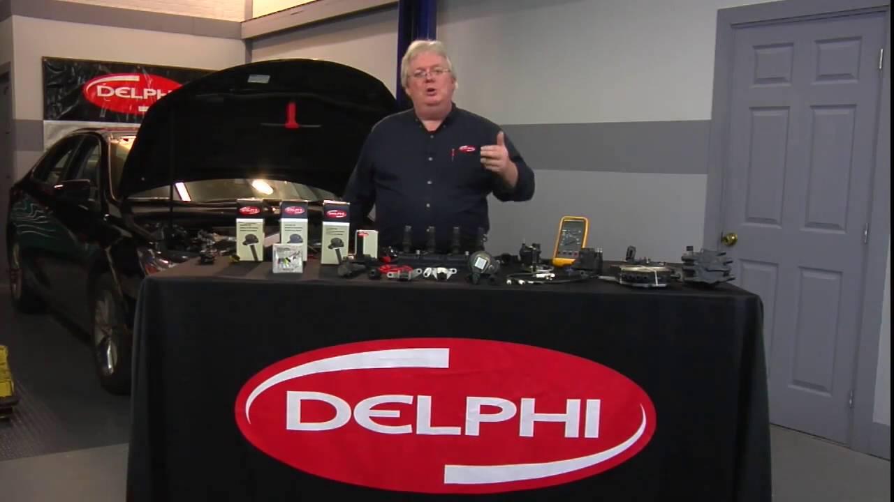 four wire smart c o p s ignition coil diagnostics delphi technologies [ 1280 x 720 Pixel ]