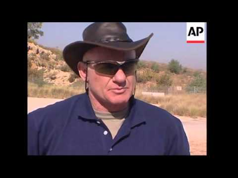 Israelis train bodyguards for Middle East