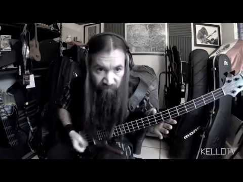 """Primus - """"Too Many Puppies"""" (Bass Cover)"""