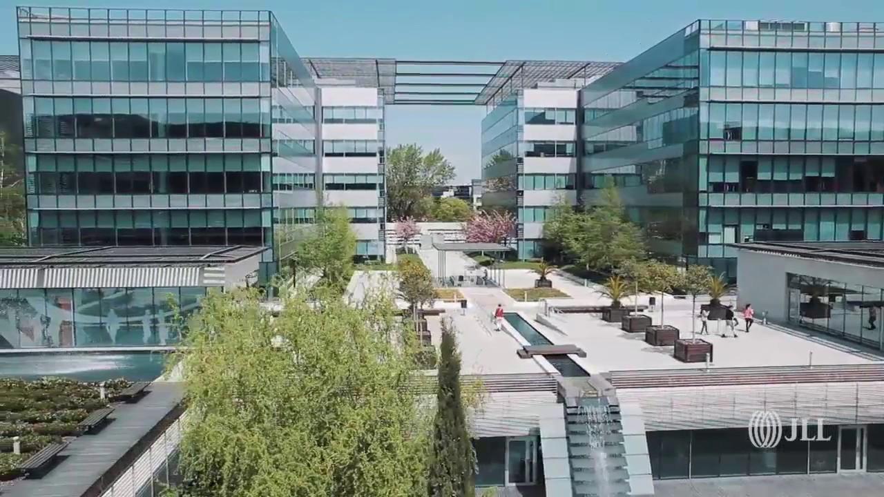 Oficinas en alquiler en parque empresarial las mercedes for Oficinas envialia madrid