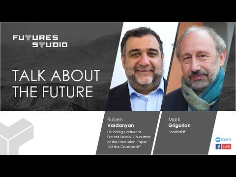 Talk About The Future: Ruben Vardanyan