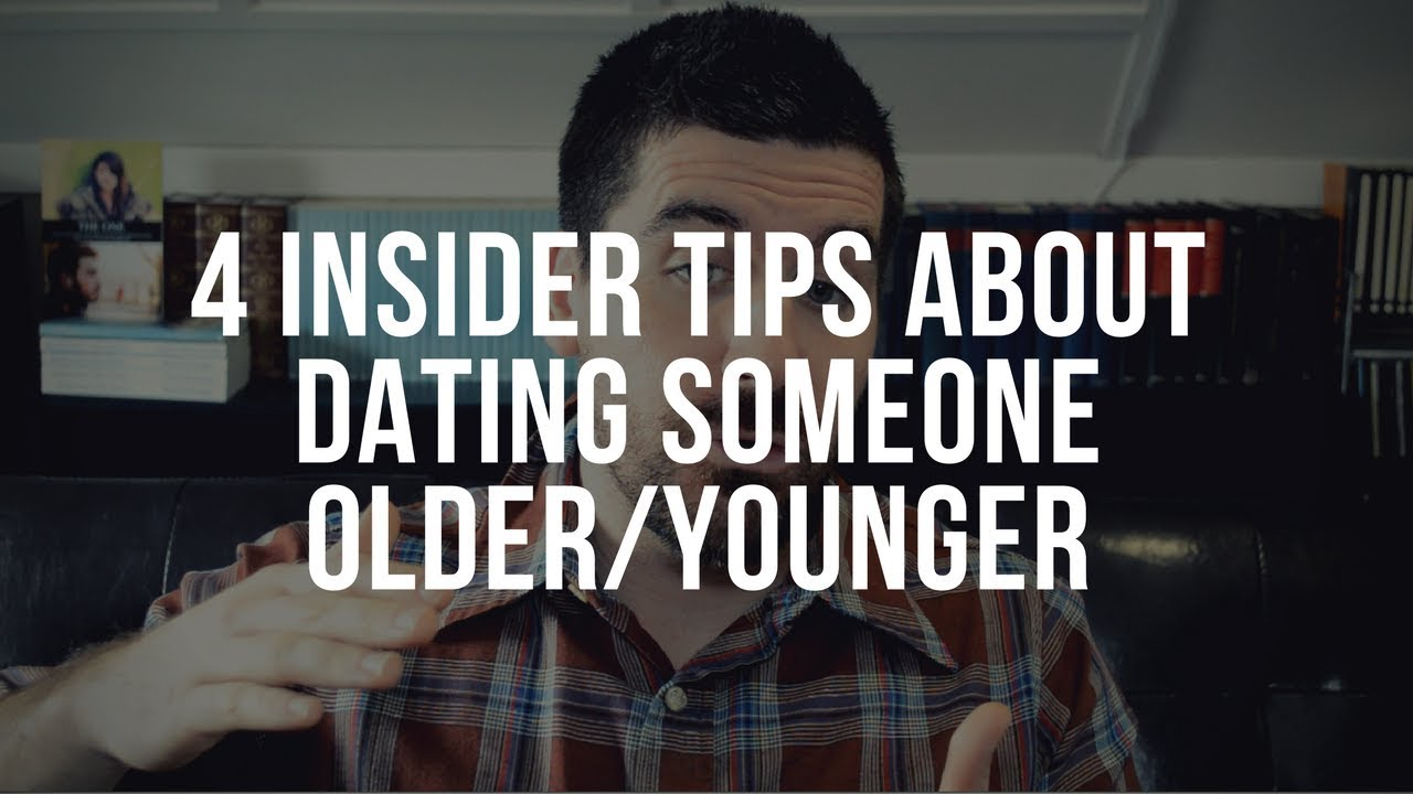 Dating someone older than you yahoo