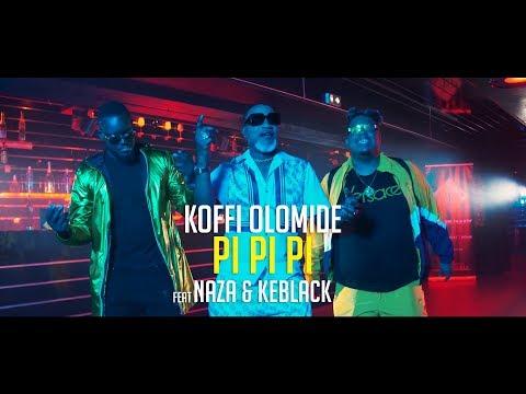Koffi Olomide - Feat Naza & Keblack  -  Pi Pi Pi (Clip Officiel)