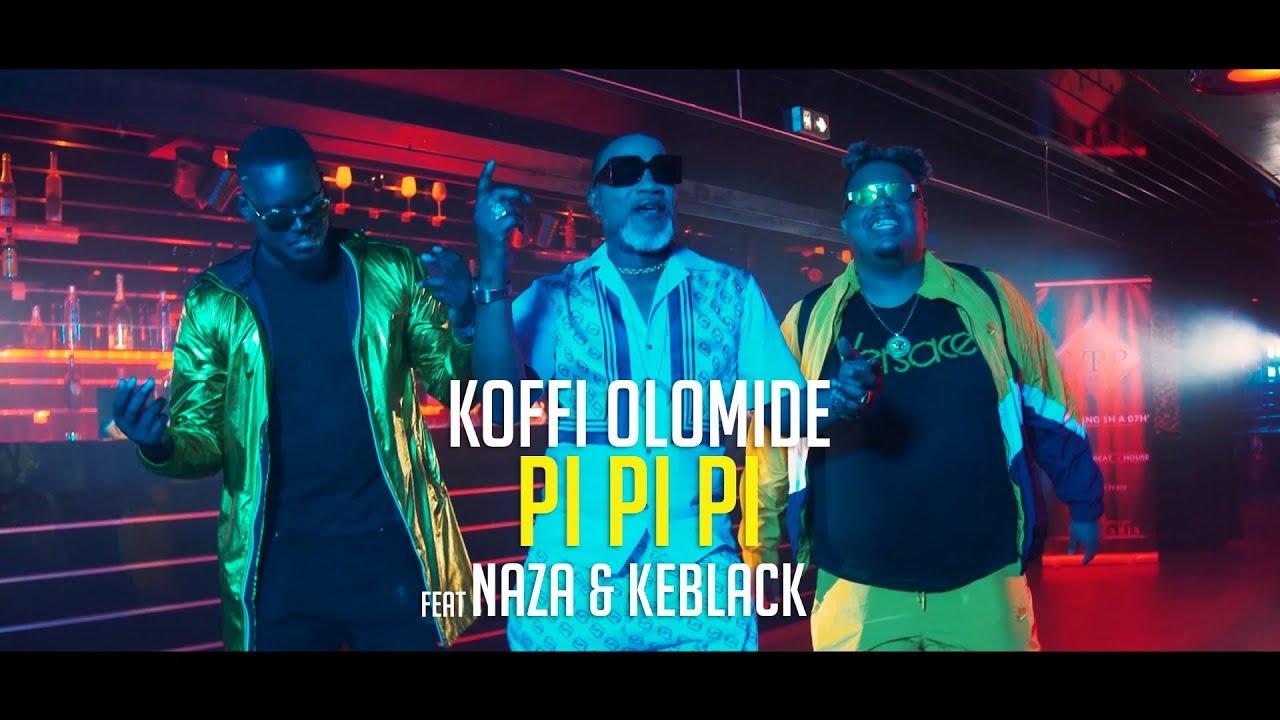 Download Koffi Olomide - feat Naza & Keblack  -  Pi Pi Pi (Clip Officiel)