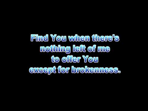 Find You On My Knees (Kari Jobe)