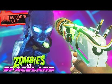 IW ZOMBIES SUPER EASTER EGG: ZOMBIES IN SPACELAND! (INFINITE WARFARE ZOMBIES DIRECTORS CUT)
