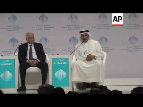 World Bank on regional economics; GCC chief on Yemen