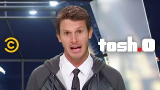 Tosh.0 - Web Reflection - Best of Season 6