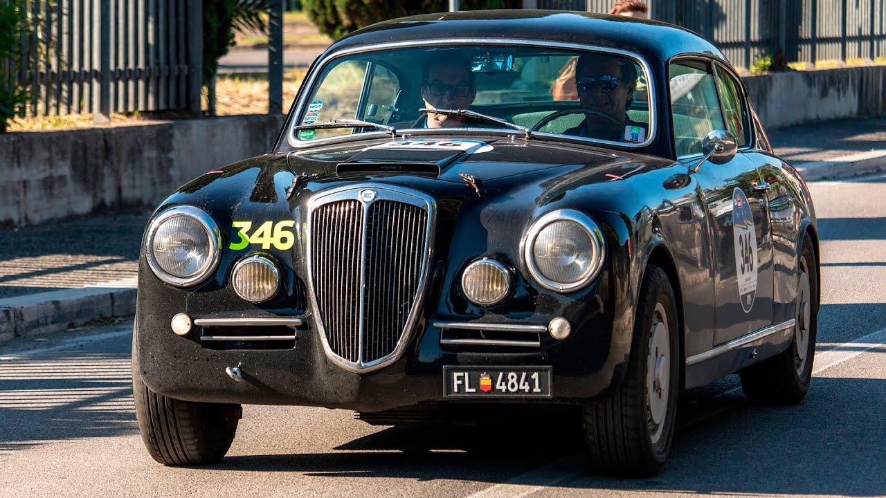 Lancia aurelia b20 gt 2500 pininfarina 346 1000miglia 2016 hq lancia aurelia b20 gt 2500 pininfarina 346 1000miglia 2016 hq vanachro Choice Image