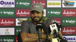 The run-out was disappointing but we eventually found the funny side to it - Azhar Ali