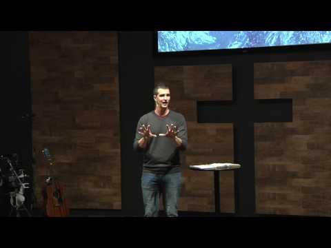 """Extravagant Expression of Gratitude"" John 12:1-11 Lincoln Crossroads Church. Sean Swihart"