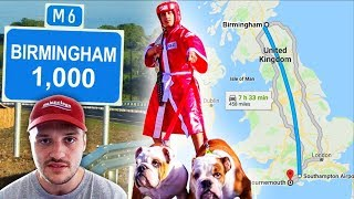 I TRAVELED 1,000 MILES TO **TERRORIZE** TGFBro!!! thumbnail